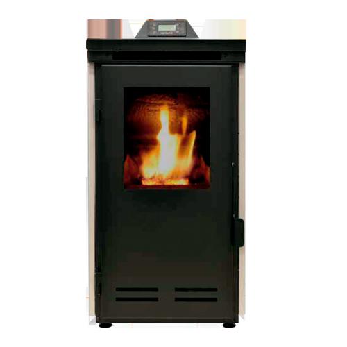 Precios estufas de pellets tu estufa desde 599 con todo for Estufas de lena precio