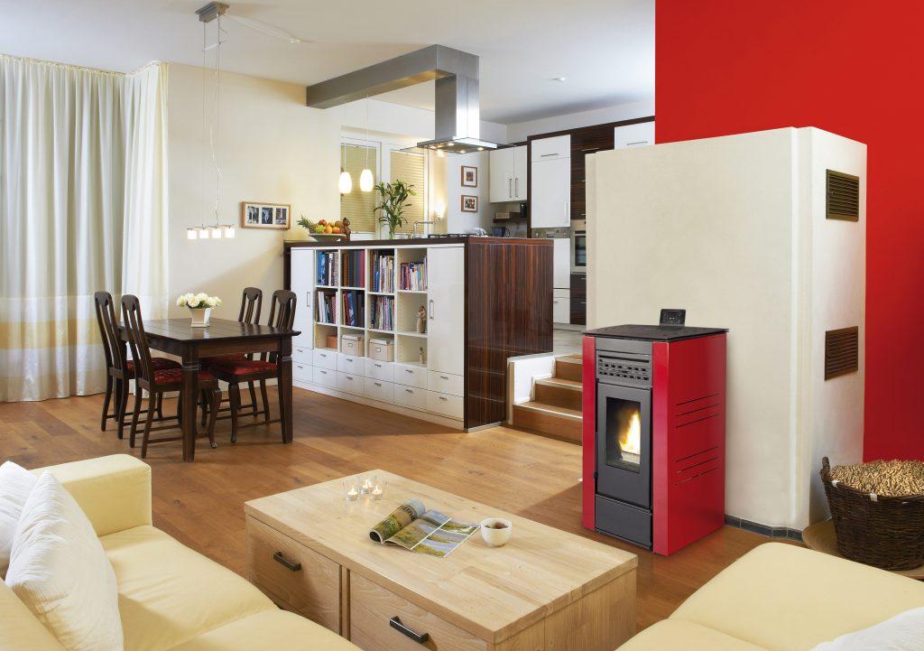 Se puede instalar una estufa de pellets en un piso 2019 - Se puede poner una chimenea en un piso ...