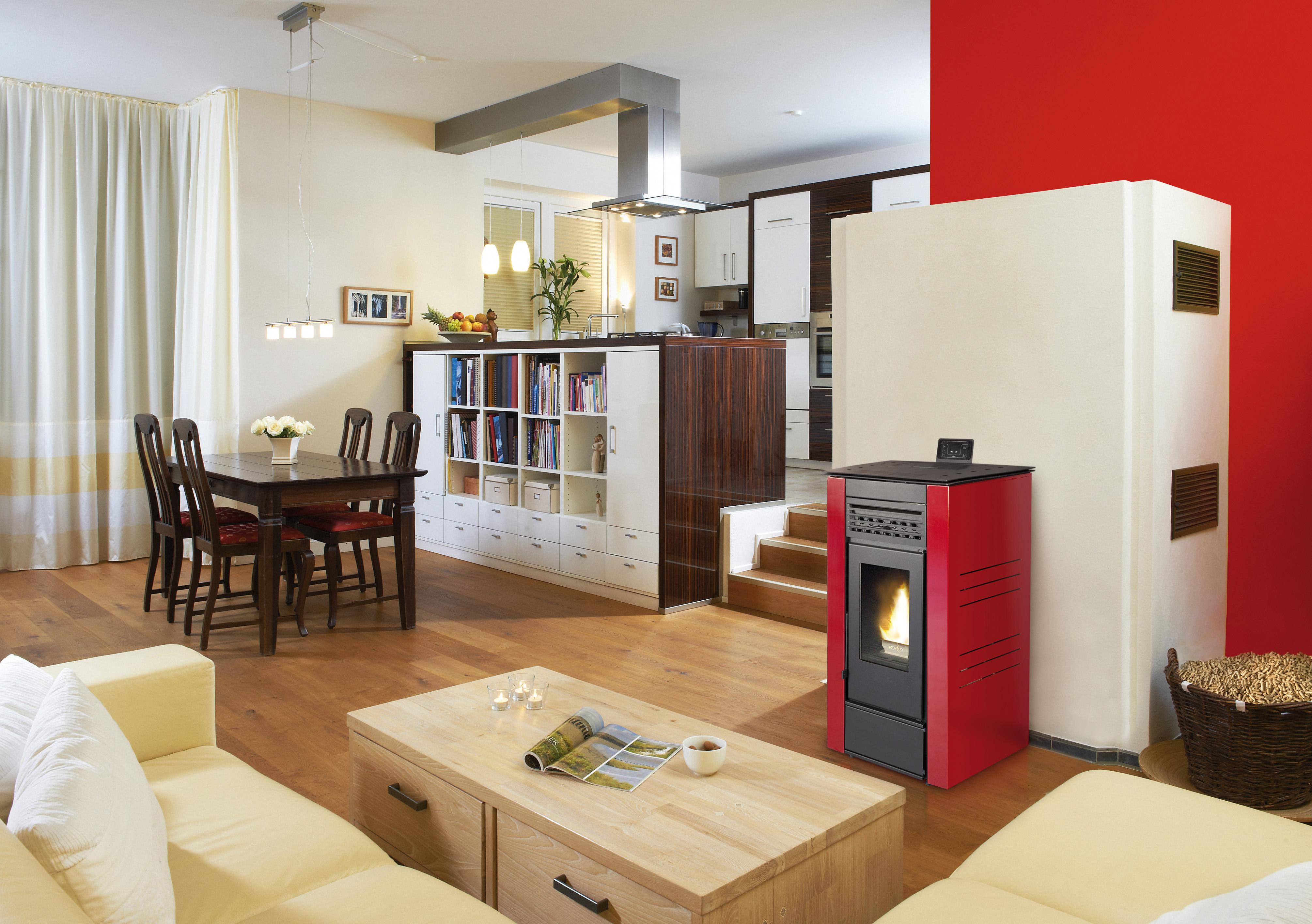 Se puede instalar una estufa de pellets en un piso 2019 - Se puede instalar una caldera de biomasa en un piso ...